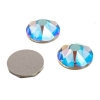 Swarovski Stones 2088 Xirius Roses SS30 Black Diamond Shimmer 72pcs